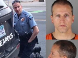 Derek Chauvin, The Killer Of George Floyd Sentence To 40 Years Imprisonment