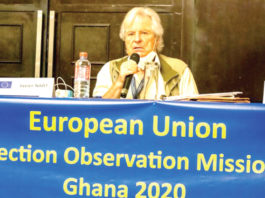 Ghana's 2020 General Election Met International Standards - EU Observers