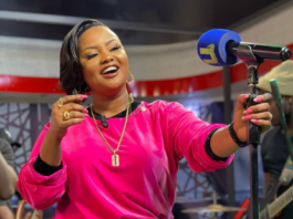 Nana Ama McBrown Trends For All The Beautiful Reasons