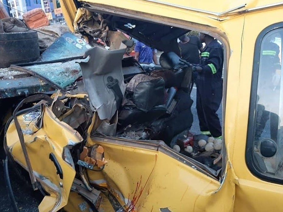 3 Confirmed Dead In Tesano Police Station Accident