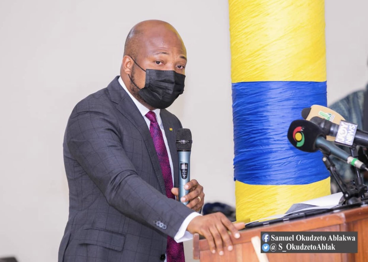 FixTheCountry: lets Stop Gov't Official From Seeking Medical Care Abroad - Ablakwa