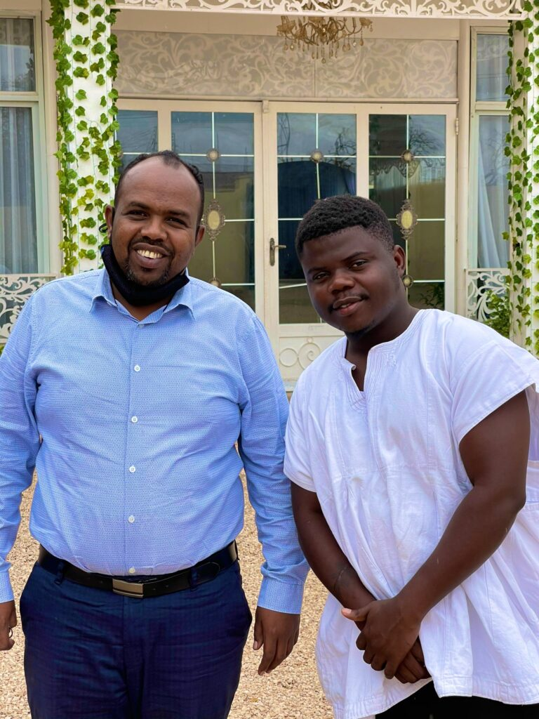 Ghanaian Vlogger Wode Maya Involved In Corruption In Somaliland 1 - Globecalls.com is a 24/7 Entertainment News Outlet In West Africa Serving Its Readers With The Best In Music, News, Events, And World Happenings.