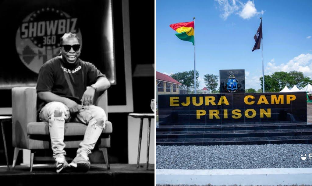 Rapper Edem Drops His Say About Pentecost Church's Prison Donation