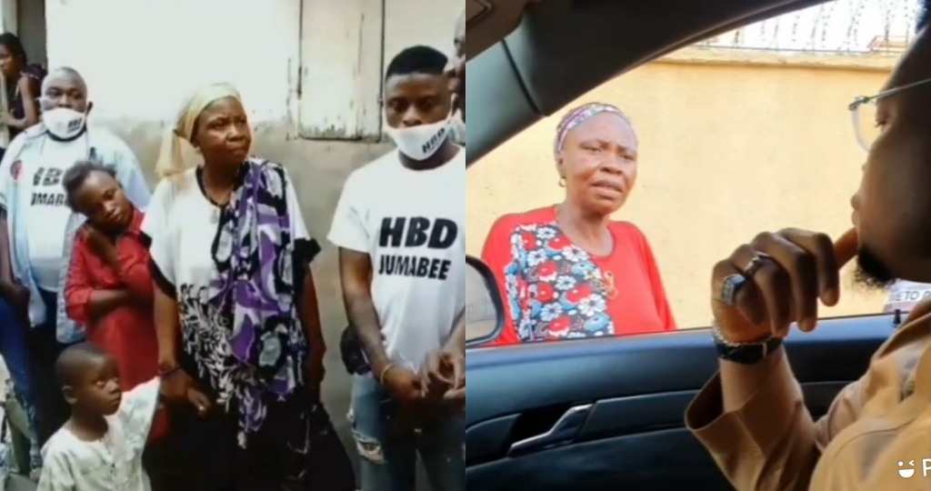 video: Lady Helped Twice From The Street Sold Properties , Returns To The Street