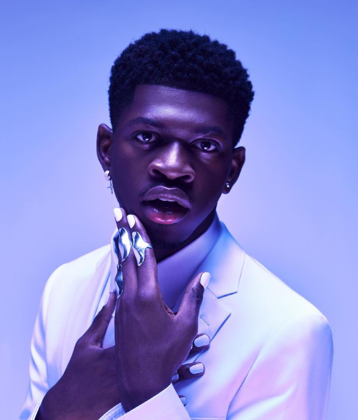 American Rapper Lil Nas X Rips His Pants On Stage