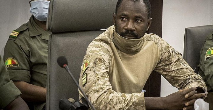 Malian Court Names Coup Leader Transitional President