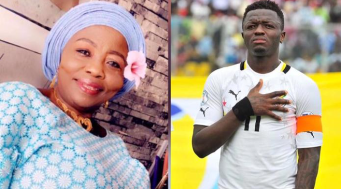Cause Of Sulley Muntari Mother's Death Revealed