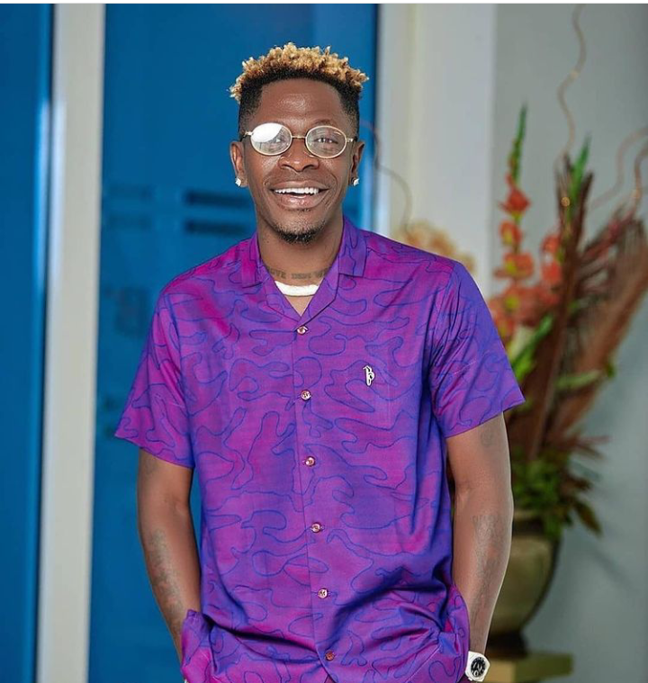 State Of The Industry Address: Shatta wale Addresses The Nation