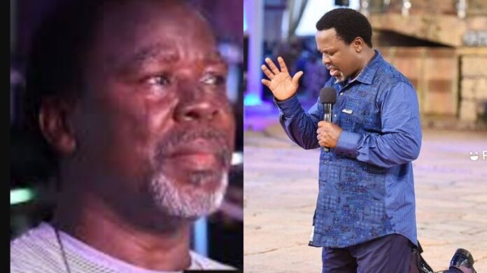 This Is How TB Joshua Predicted His Death