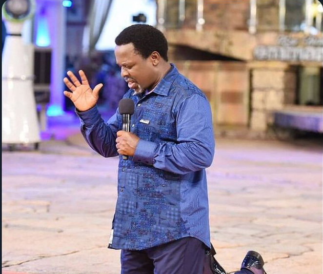 The SCOAN Speaks About The Death News Of TB Joshua