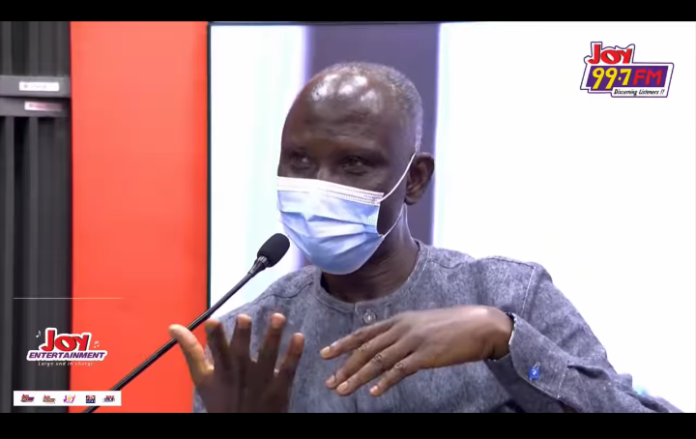 Gyimie Is Too Much In Ghana - Uncle Ebo Whyte