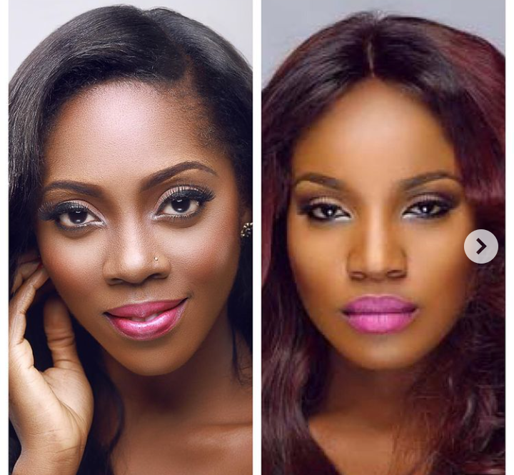 The Reason Tiwa Savage And Seyi Shay's Fight Revealed