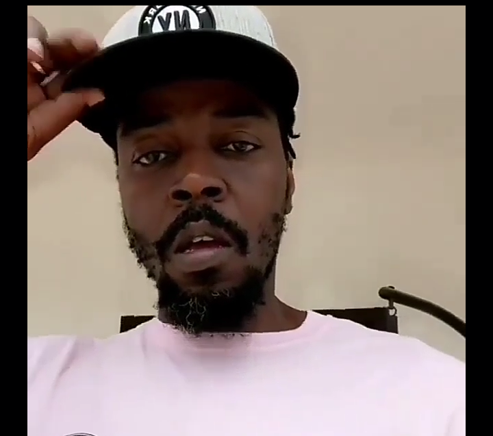 Rapper Kwaw Kese's Hard Father's Day Message To Akufo Addo