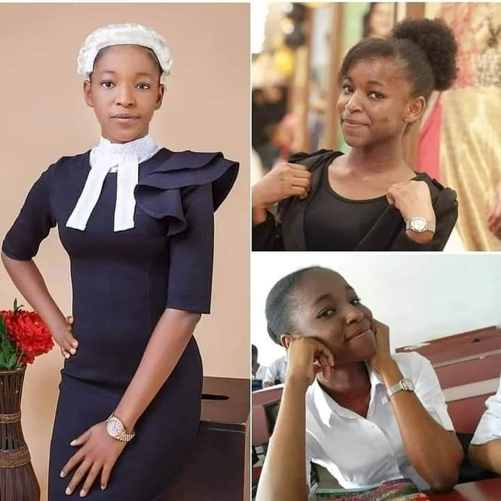 Young Lady Denied Admission For Being Too Young Becomes Youngest Lawyer At 20