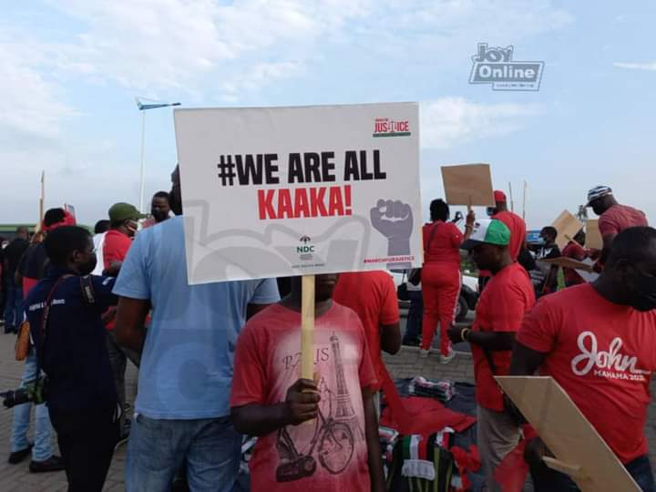 US Warns Citisens Of NDC's March For Justice Protest 2 » Best Tech News, Gadgets, FinTech and Telco news.