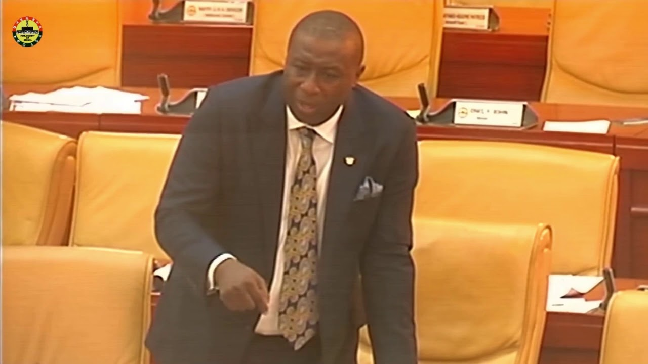 I Would Tell My Colleague MPs To Reject The $28M Car Loan - Patrick Boamah