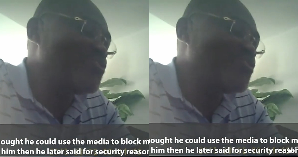 I Have Full Support From The Top - Kennedy Agyapong Caught On Tape About Attacking Journalist.