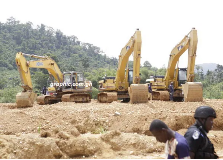 Galamsey: Another $15m Jugdement Debt Hits Government