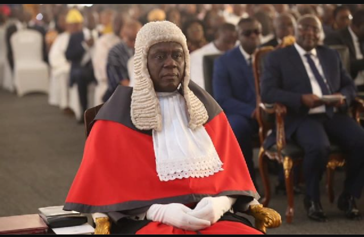 Proves Of Justice Anin Yeboah Demanding A Bribe