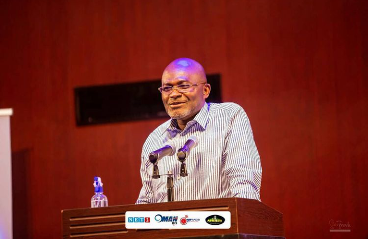 I Have Full Support From The Top - Kennedy Agyapong Caught On Tape About Attacking Journalist