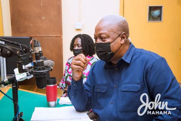 I Did Better Than Nana Addo In Corruption Fight - Mahama