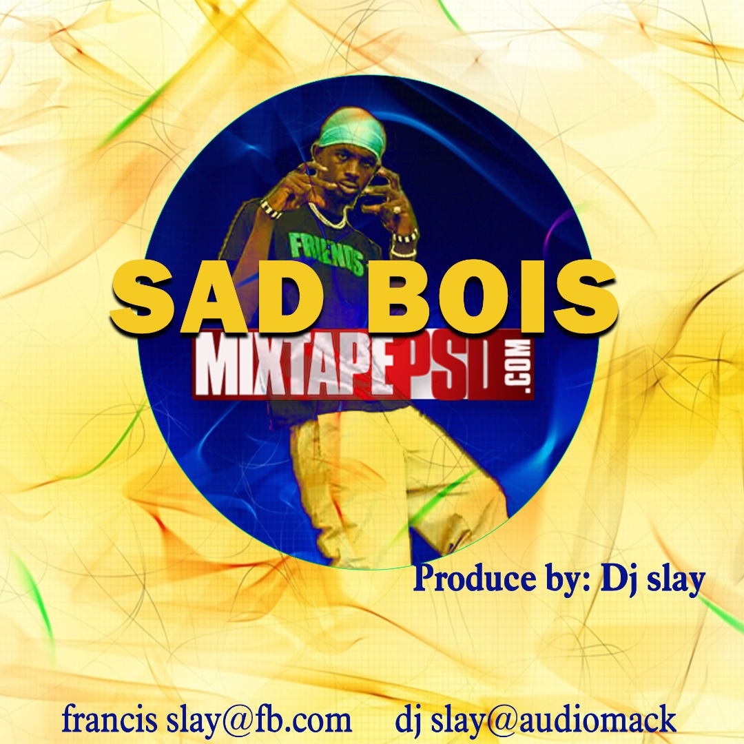 Frisky Fingers DJ Slay Drops Sad Boys Mixtape
