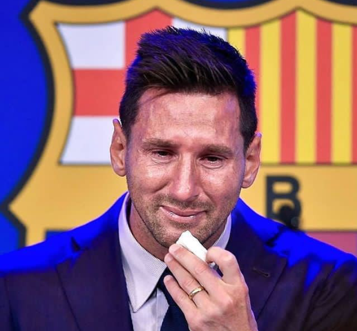 Messi Expresses Hopes Of Returning To Barcelona