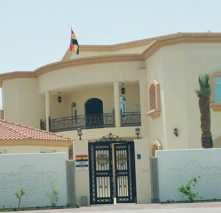 Ghanaian Embassy In Dubai Rubbishes Claims That Ghanaians Can Travel Visa-Free To UAE