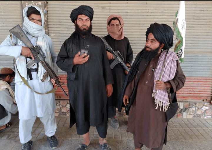 Who Are The Taliban In Afghanistan?
