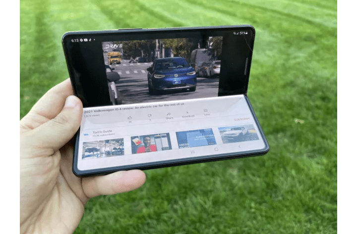 Samsung Galaxy Z Fold 3 Review: Best Foldable Phone