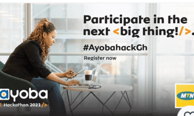 AYOBA And MTN Organizes 1 Day Hackathon Competition For Developers.