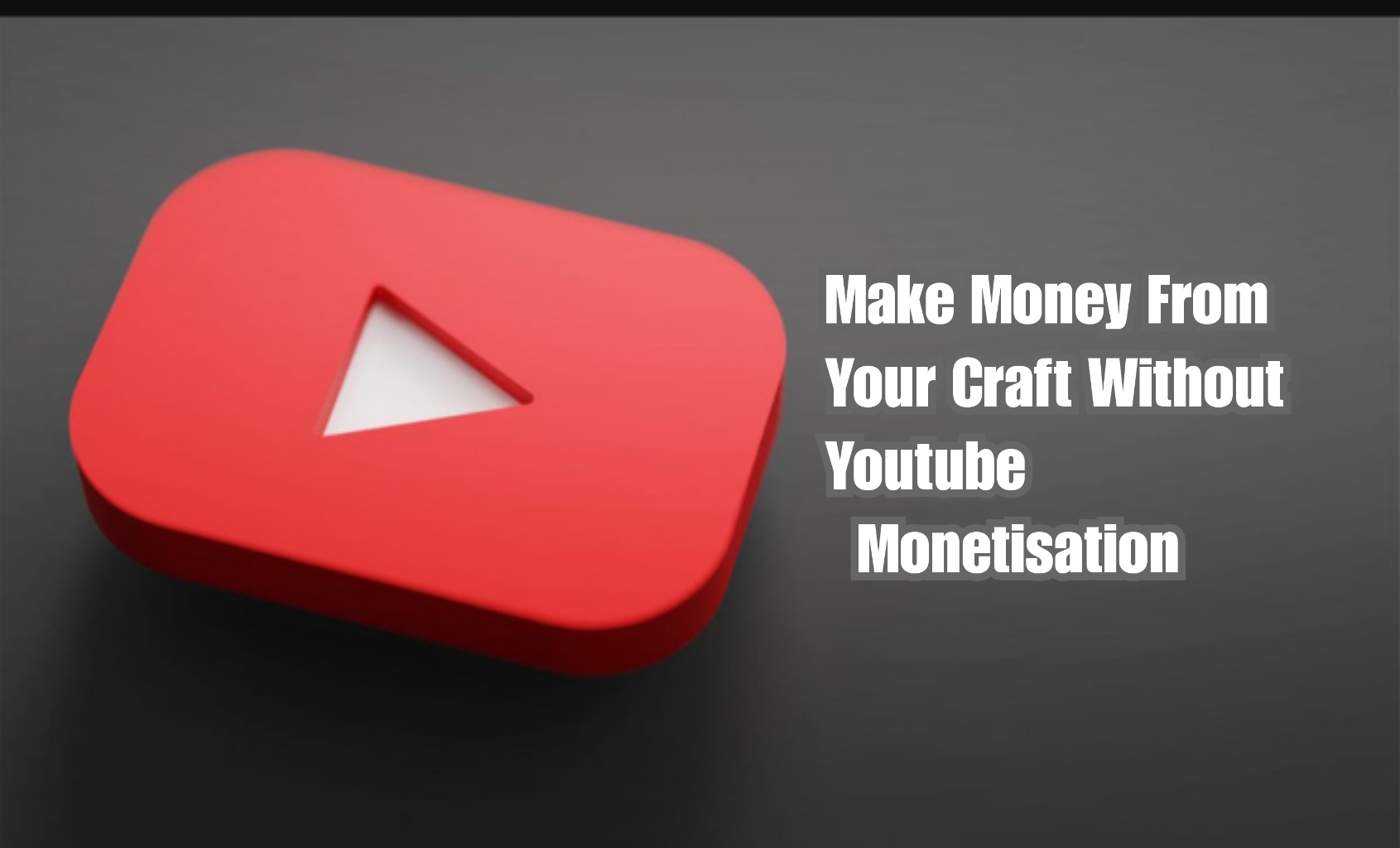 Best ways to make money off your content beyond youtube