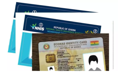 How to register for your Ghana card online