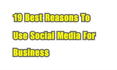 19 Best Reasons To Use Social Media For Business